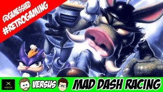 Mad Dash Racing - Original Xbox Mark Vs Jamie