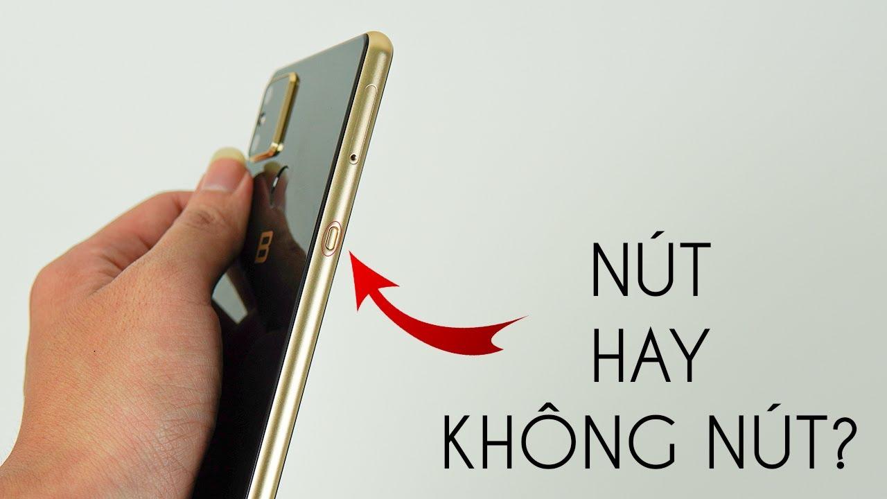 """""""Nút RESET"""" trên Bphone B86 có phải là NÚT? Dùng như thế nào?"""