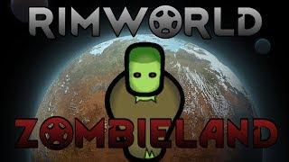 [22] Poison Ship & Zombie Breach | RimWorld B18 Zombieland