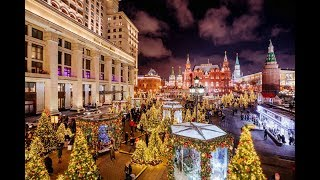 WELCOME: Moscow Is Among World