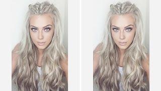 Festival Hair Tutorial | Chloe Boucher