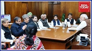 Rahul-led Congress delegation To meets PM Modi, Demands Farm Loan Waiver