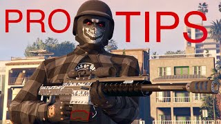 NEW* Expert SNIPING TIPS Gta 5 online Glitches and tricks
