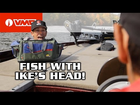 Ike Vs Ike: Mike Iaconelli Introduces The VMC® Swinging Rugby Jig