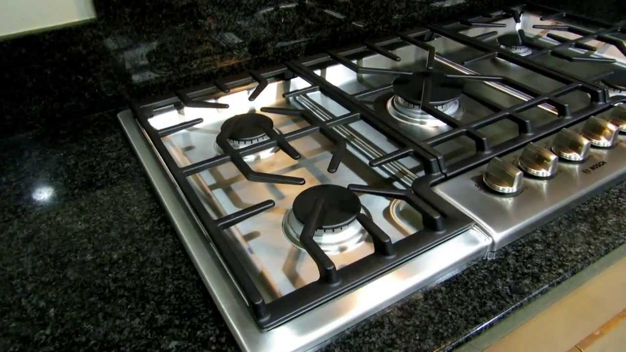 Gas Stove Top Bosch