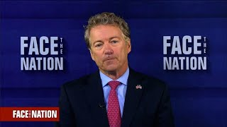 Sen. Paul says the FBI should stay out of politics