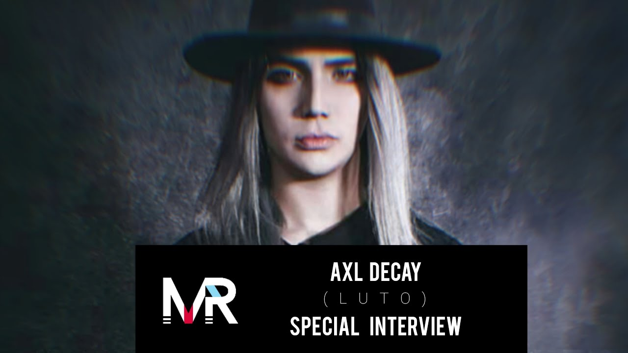 Download Special Interview : Axl Decay ( Luto Band) English subtitles #LutoBand #CartasDeVincent #AxlDecay