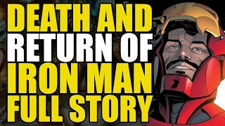 Iron Man Full Story: Godkiller to Infamous Iron Man | Comics Explained