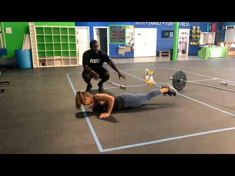 HEW Workout July 28th, 2020