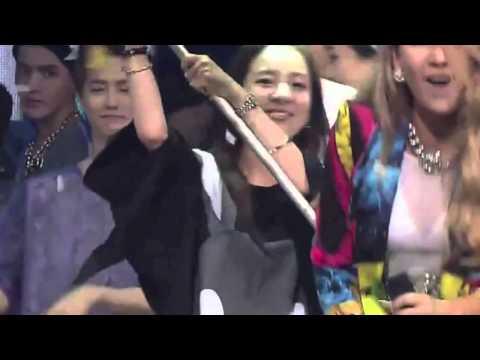 [2NEXO] 2NE1's CL x EXO's Suho Dance to The Baddest Female Moments (Suchae) 1