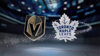 Vegas Golden Knights vs Toronto Maple Leafs - Nov. 06, 2017 | Game Highlights | NHL 2017/18. Обзор