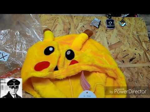 4868821911d7 Пижама Пикачу с AliExpress - YouTube