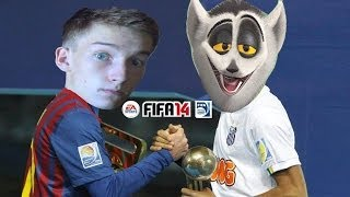 FIFA 14 - KaLi & Król Julian
