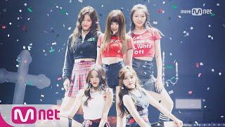 Idol School [8회]JYP 출신 학생들의 가슴 뭉클한 ′OOH-AHH하게′ 나띠,박지원,이채영,송하영,김주현 @학기말고사 170908 EP.8