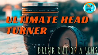 BEST coffee mug - SIP AWAY FROM THIS SNAPPY LENS! ☕