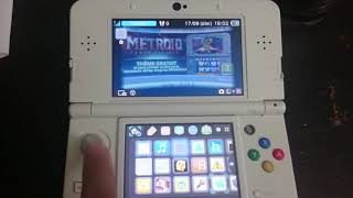 New 3ds bug