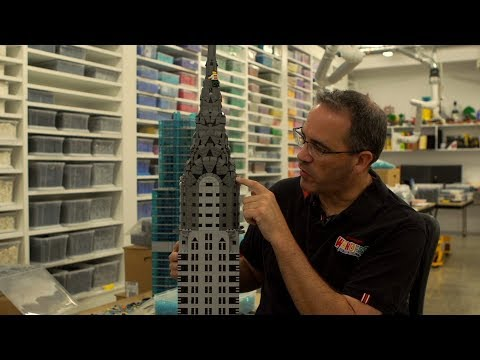 Towers of Tomorrow with LEGO® Bricks revisited