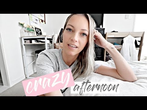 A CRAZY AFTERNOON WITH 2 OUR BABIES - ALL ABOUT KEEPING IT REAL *AUSSIE MUM VLOGGER*