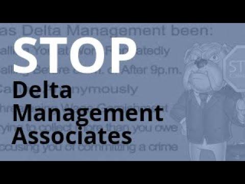 Delta Management Associates Calling? | Debt Abuse + Harassment Lawyer