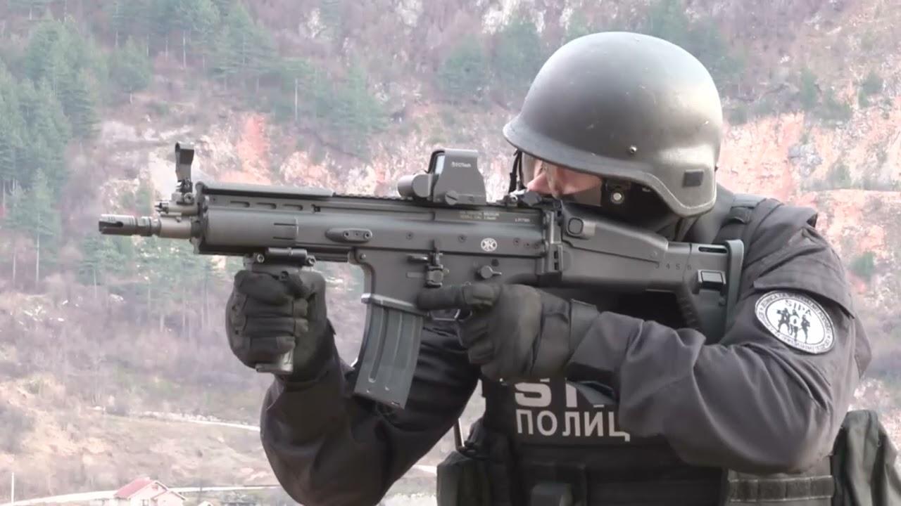Le SIPA, le GIGN serbe formé par les meilleures polices d'Europe