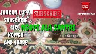 Download Cara #santri buat kopi