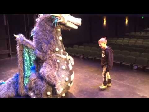 Bringing the Reluctant Dragon to Life