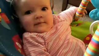 try not to laugh funny babies scared of toys video