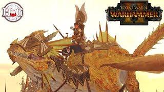 High Elf Battles - Total War Warhammer 2 - Online Battle 99
