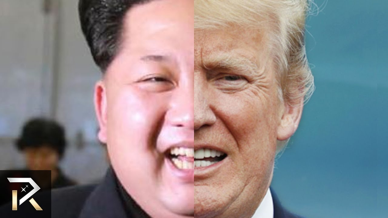 Surprising Differences Between President Trump And Kim Jong-Un