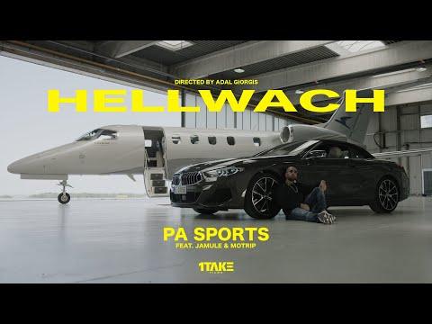 PA Sports - Hellwach ft. Jamule & MoTrip (prod. by Miksu & Sizzy)