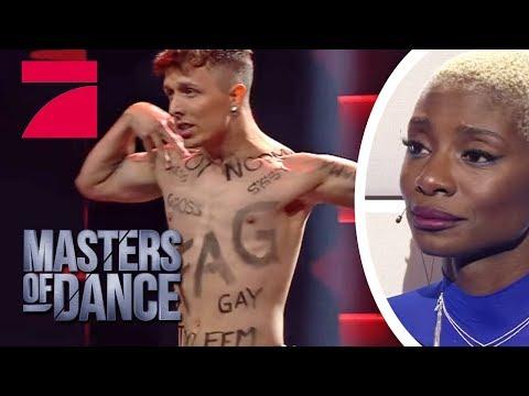 EMOTION PUR: Felix setzt Statement und rührt zu Tränen  Masters of Dance  ProSieben