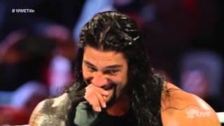 Roman Reigns vs  Sheamus – WWE World Heavyweight Championtitel Match  Raw, 4  Januar 2016   WapTub