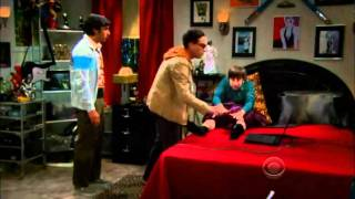 Big Bang Theory - Howard's Handjob