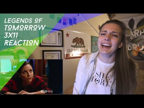 "Legends of Tomorrow Season 3 Episode 11 ""Here I Go Again"" REACTION"