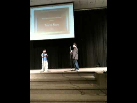 Aakash Mehta Talent Show