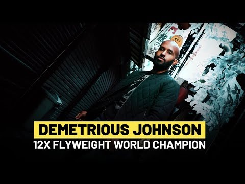 ONE Feature | Demetrious Johnson's Inspirational Rise To Greatness