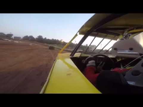 CJ KINNEER 99 GoPro Heat race win at Midway Speedway 7/27/19