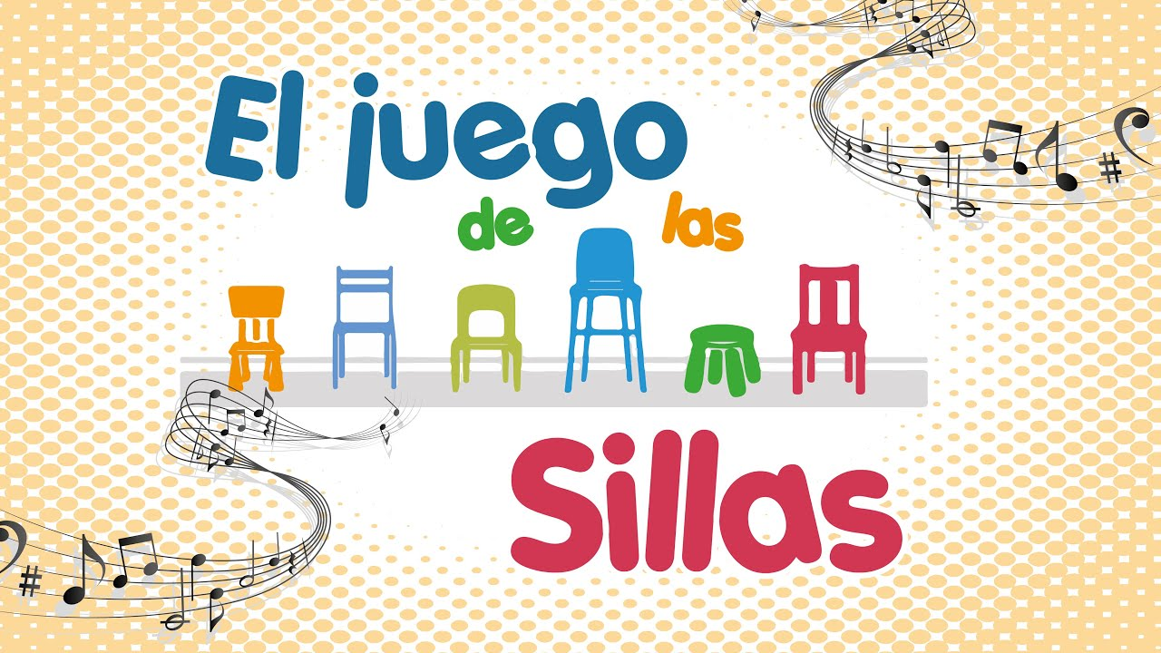 Cancion Juego De Las Sillas Musical Chairs Song Youtube
