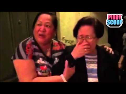 Vice Ganda Surprises Mom In LA