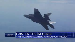 F-35'ler Türkiye'ye Ne Zaman Gelecek?