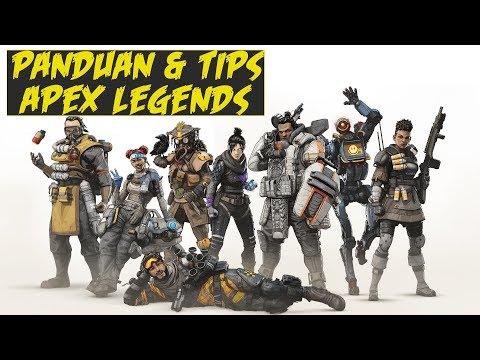 Panduan Dasar & Tips Bermain Apex Legends Untuk Pemula - PC