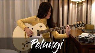 (Hivi!) Pelangi - Fingerstyle Guitar Cover | Josephine Alexandra