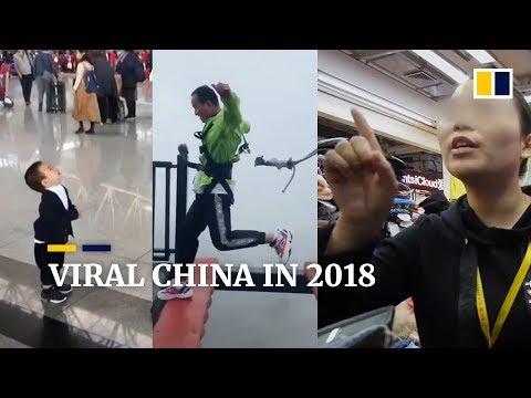 Viral China hits in 2018