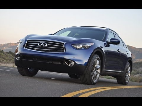 2012 Infiniti Fx35 Drive And Review