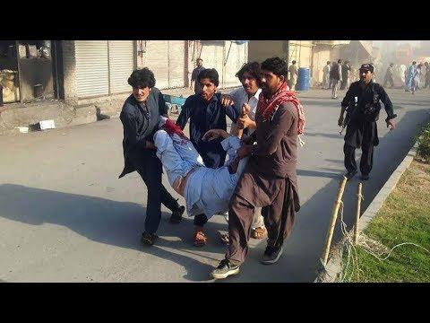 Terrorism's trail of blood in Pakistan