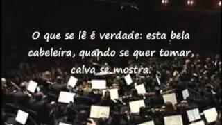 """Letra de Fortuna Imperatrix Mundi - Na Peça """"A Batalha"""" (tradução).wmv"""