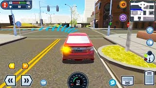 Car Driving School Simulator Level Walkthrough | Android Gameplay | Droidnation