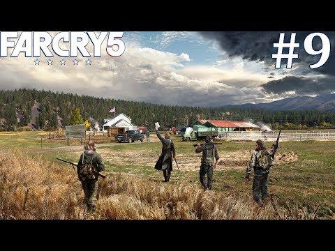 """Прохождение Far Cry 5 Серия 9 """"Пришельцы"""""""