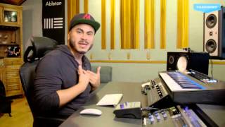Brian Matrix stresses the importance of music production workflow