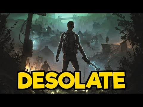DESOLATE Gameplay Impressions - Post Apocalyptic Survival Crafting Meets STALKER